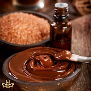 Čokoládová masáž pro muže