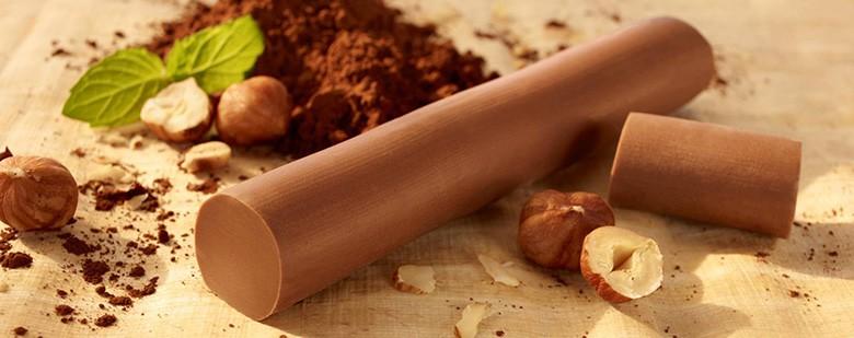 K čokoládové masáži dostanete nugát