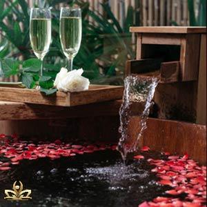 Koupele pro muže, erotické relaxování