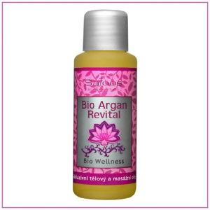 Bio Wellness tělový a masážní olej - Bio Argan Revital