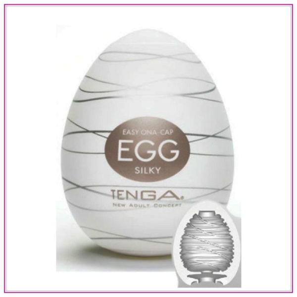 Foto: Tenga egg - Silky