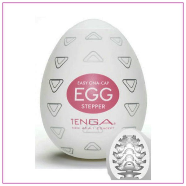 Foto: Tenga egg-Stepper