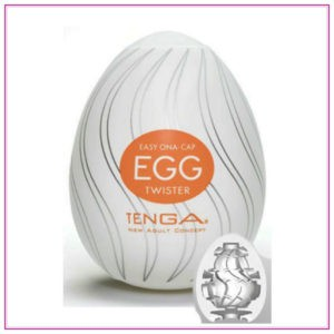 Foto: Tenga egg -Twister