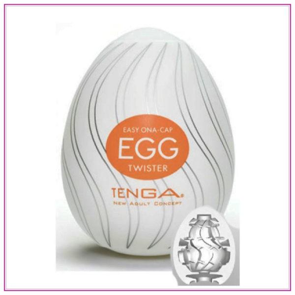 Foto: Tenga egg -Twister