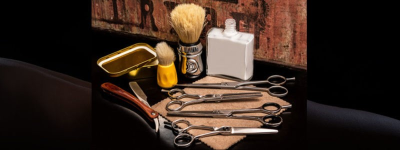 Slider 3 - Intimní kadeřnictví pro muže